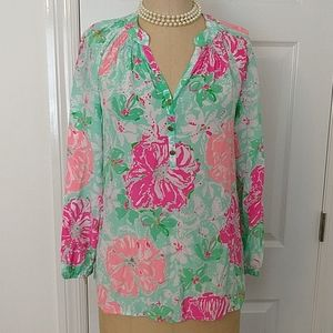 Lilly Pulitzer Elsa Blouse